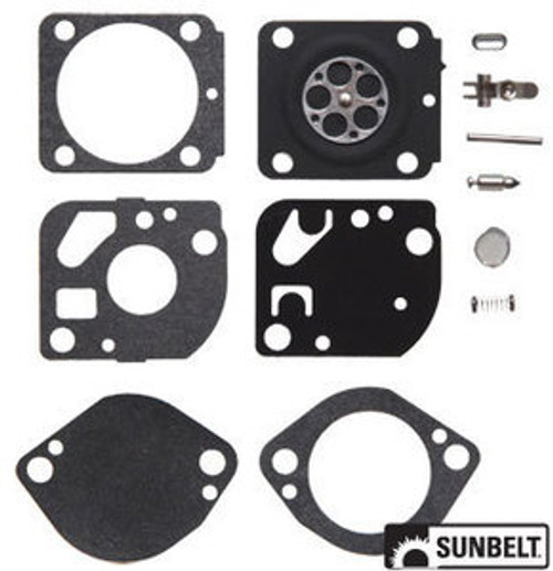 Zama Carburetor Rebuild Kit RB114