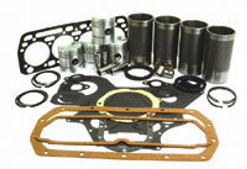 Case Basic Engine Overhaul Kit for BD154  374 384 414 434 444