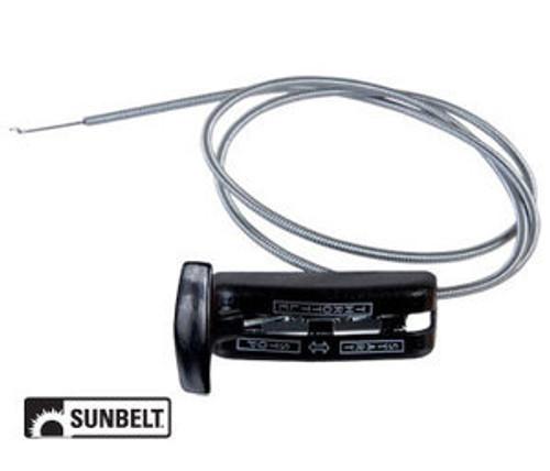 Throttle Cable Fits Lesco 050167