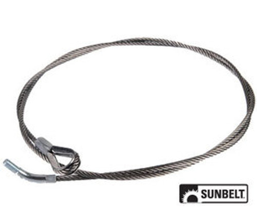 New Winch Cable Fits Scag 48045