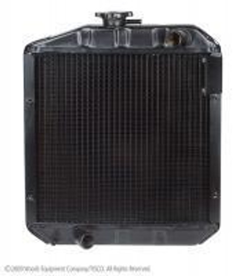 New Yanmar Compact Radiator 121470-44500