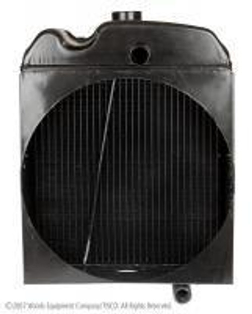 New Oliver Radiator fits 77 Super 77  MS513E
