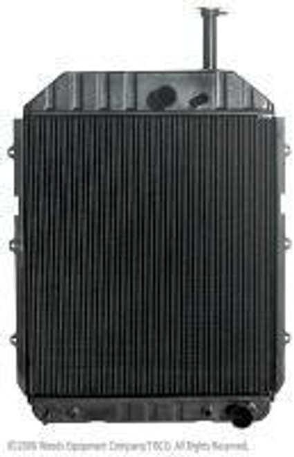 New Holland Tractor Radiator Assembly E3NN8005AD15M