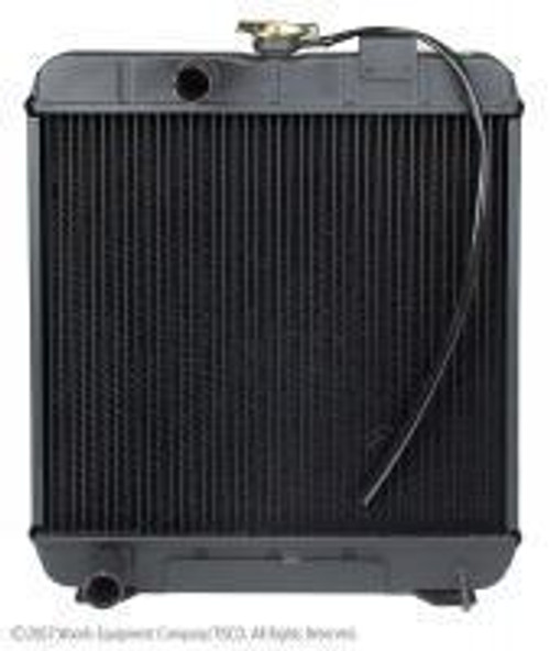 New Holland  Radiator fits Compacts SBA310100431