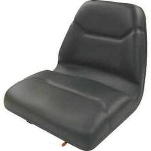 Michigan Style High Back Seat TMS111BL Fits Compact Tractors