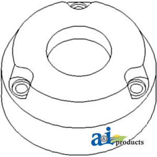 New Allis Chalmers Brake Friction Plate 70237215