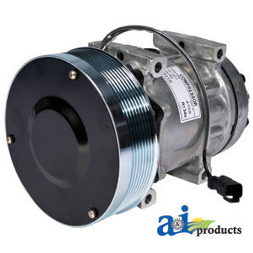 Case/IH Air Condition Compressor Assembly 86993463