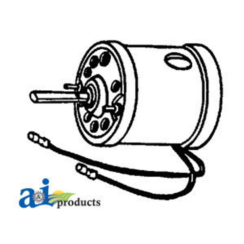 A&I Brand New JD Blower Motor RE37152