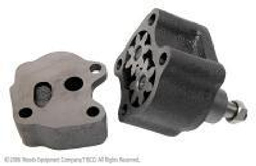 A&I Brand JD Engine Oil Pump RE55343 or R54615