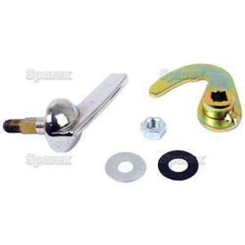 Hood Handle Kit For Long Tractors 592834