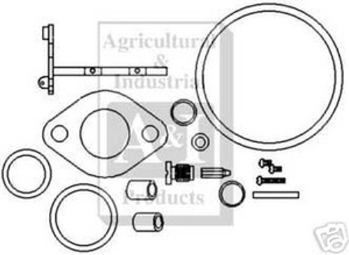 New JD Tractor Carb Kit fits A Carb Numbers AA3950R, AA4056R
