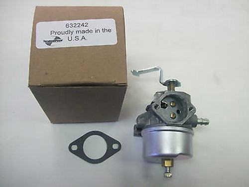Tecumseh OEM Carburetor Assembly 632242