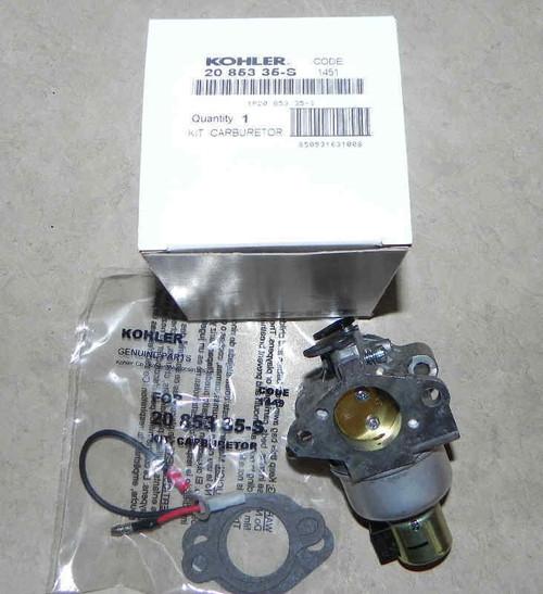 Kohler OEM Carburetor Assembly 2085335 2085335-S