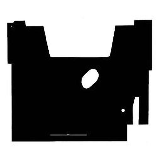 Allis Chalmers Cab Floormat Fits 6060 6070 6080 CD6000FM