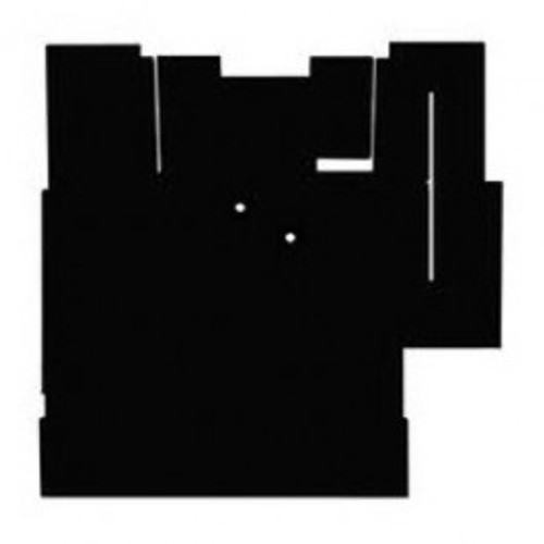 Allis Chalmers Cab Floormat Fits 7580 8550  CD7004FM