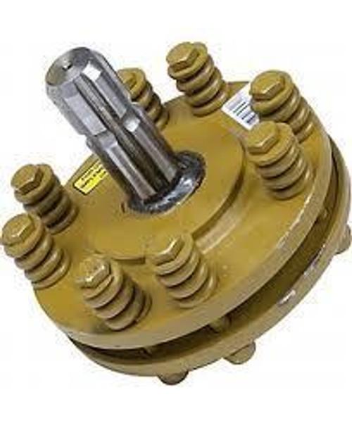 "New PTO  Friction Clutch Torque Limiter, 1 3/8"" 6 Spline Male / 1 3/8"" 6"