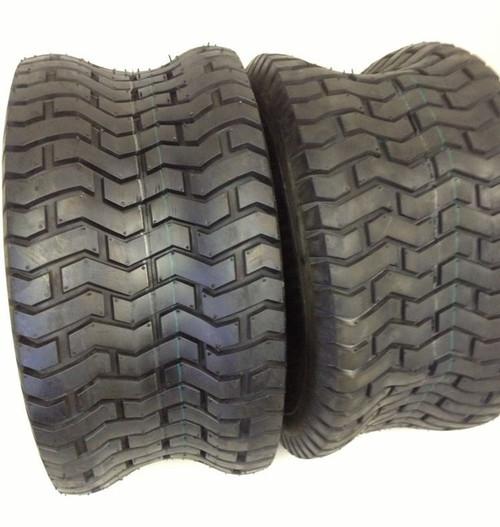 New Set of 2 Deestone Turf Tire 18/8.50X8 4 Ply