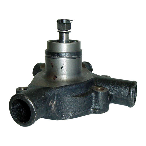 New MF Water pump 740611m91 Less Pulley