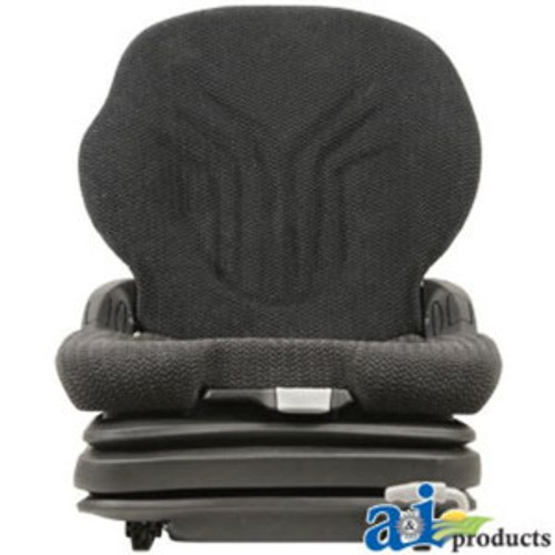 Grammer Universal Charcoal Matrix Cloth Tractor Seat MSG75GGRC