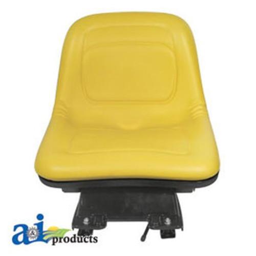 JD Lawn Mower Flip Style Seat AM131801 LX255, LX26, LX277, LX279, LX280, LX288 AM131801