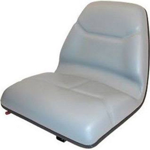 Michigan Style High Back Seat TMS111GR Fits Compact Tractors
