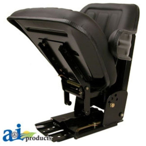 Universal Flip Stlye Seat Fits Massey FergusonFord John Deere Case/IH WF222BL