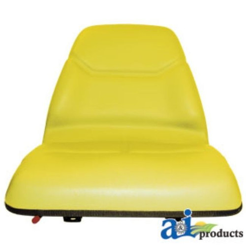 Michigan Style High Back Seat TMS111YL Fits Compact Tractors
