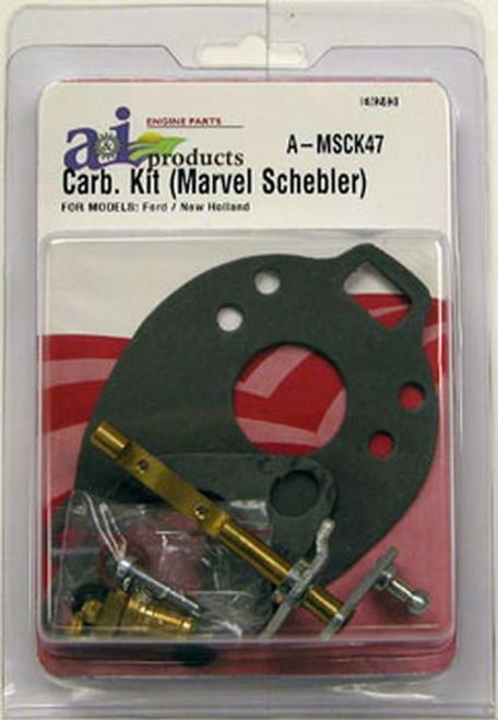 Complete Carburetor Kit, Complete (Marvel Schebler) MSCK47