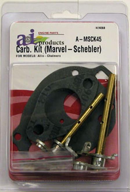 Complete Carburetor Kit, Basic (Marvel Schebler) MSCK45