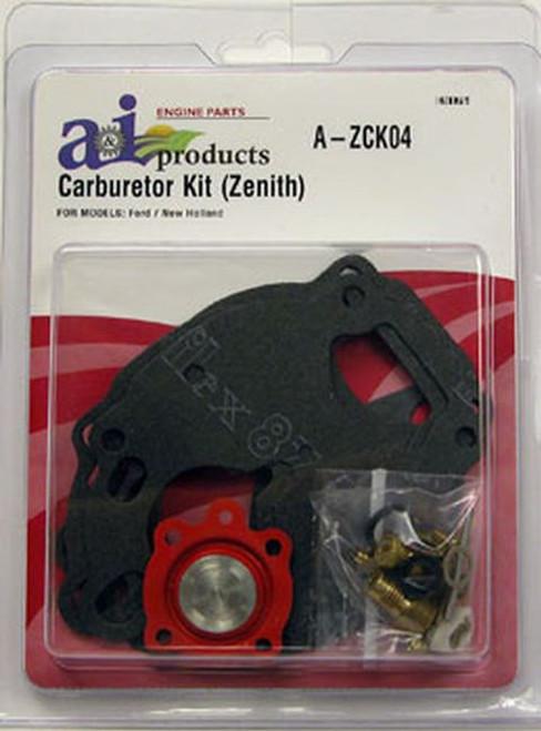 Complete Carburetor Kit, Basic (Zenith) ZCK04