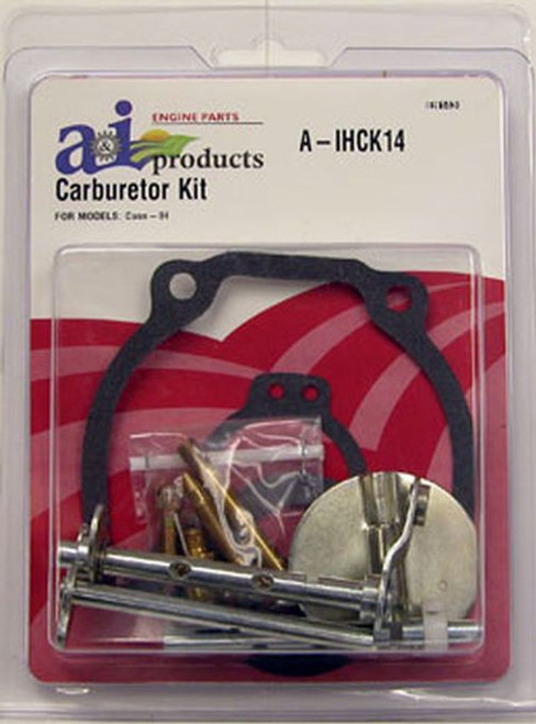 Complete Carburetor Kit, Complete IHCK14
