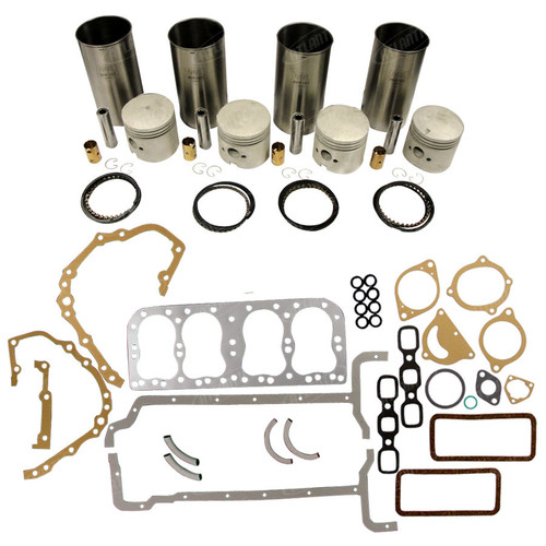 Ford Basic Engine Overhaul Kit 8N 9N 2N .040 Thick Liners