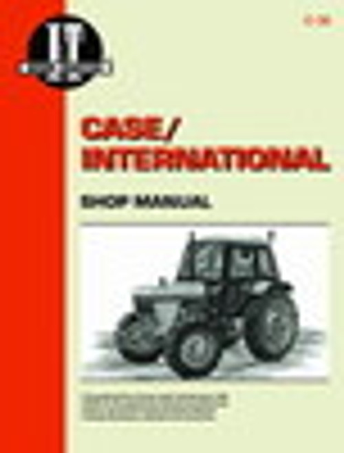 Case/International IT shop manual 1190 1290 1390 1490