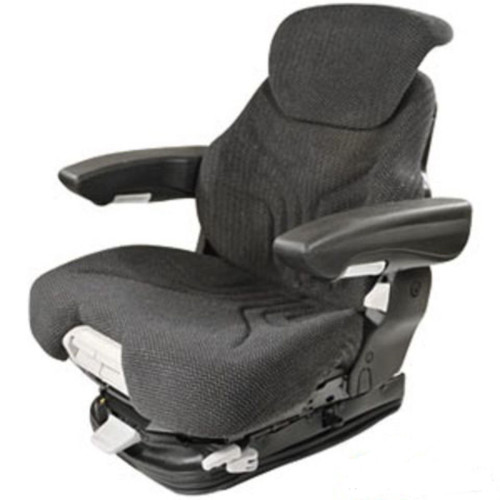 Universal Charcoal Grammer Seat Assembly w/ Air Suspension MSG95GGRC-ASSY