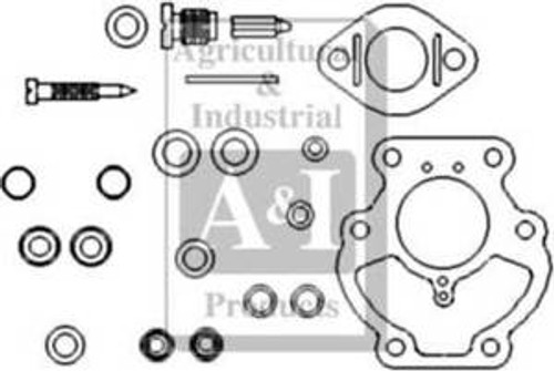 Allis Chalmers Carburetor Kit for Zenith model 190&D19