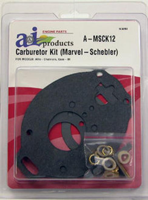 Allis Chalmers Carburetor Kit for Marvel model D-19