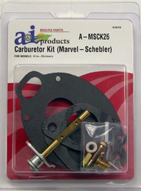 Allis Chalmers Carburetor Kit for Marvel model D17 WD45