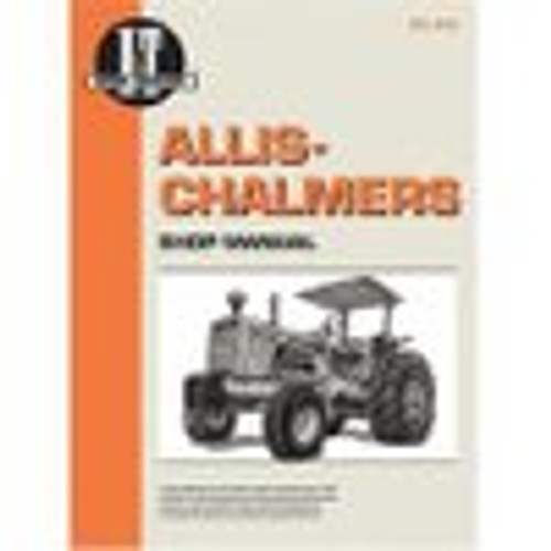 Allis Chalmers IT Service Manual D19 180 185 190 190XT