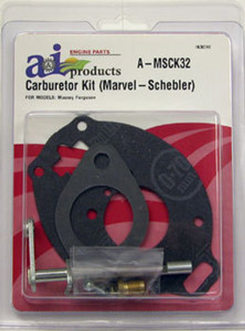 Basic Carb Kit fits Massey 85 & 88