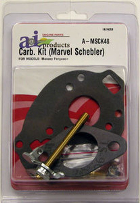 Basic Carb Kit fits Massey TO20,TO30