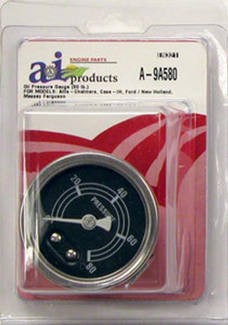 Allis Chalmers Oil Pressure Gauge 70207834
