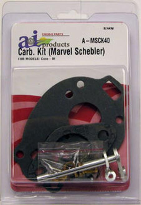 Basic Carb Kit for IH 200 230 240 330 & 340
