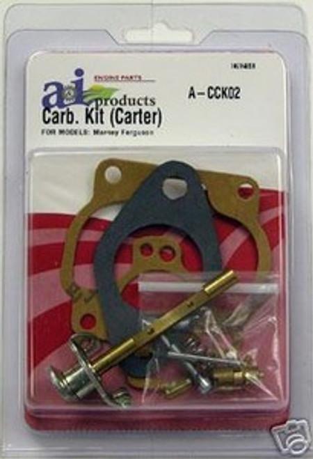Basic Carb Kit for Massey Fergusonmodels with Carter Carburetors