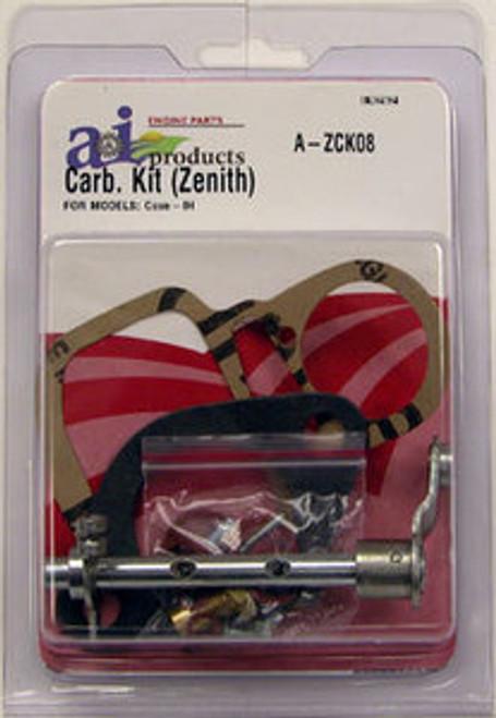Basic Carb Kit for Case C & D w/Zenith Carburetor
