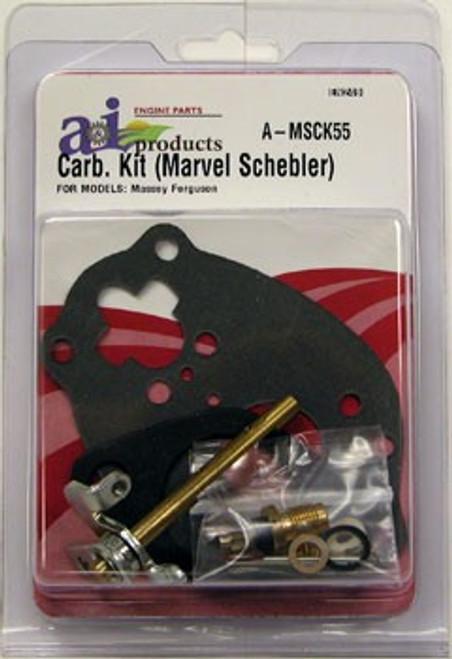 Basic Massey FergusonMarvel-Schebler Carb Kit Fits Several Models