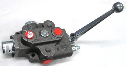 Cross Single Spool Valve Open Center SBA2