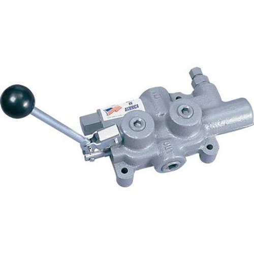 Cross Single Spool Woodsplitter Valve SCD2E