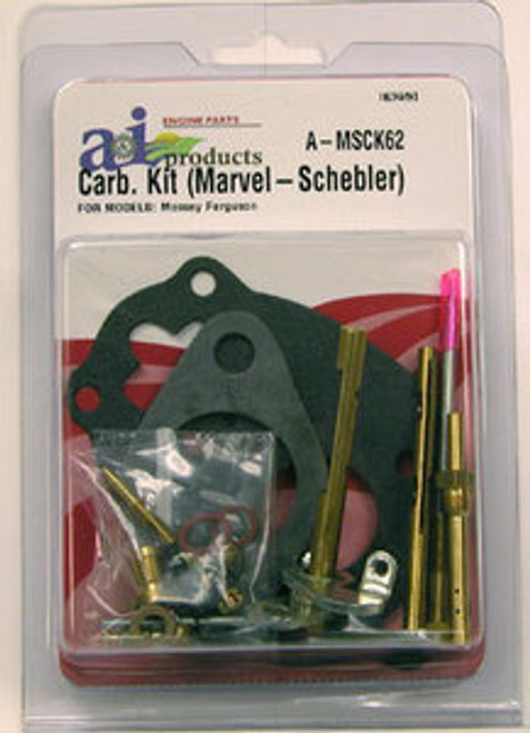 Complete Carb Kit Massey TE20 & TO20 TSX361A