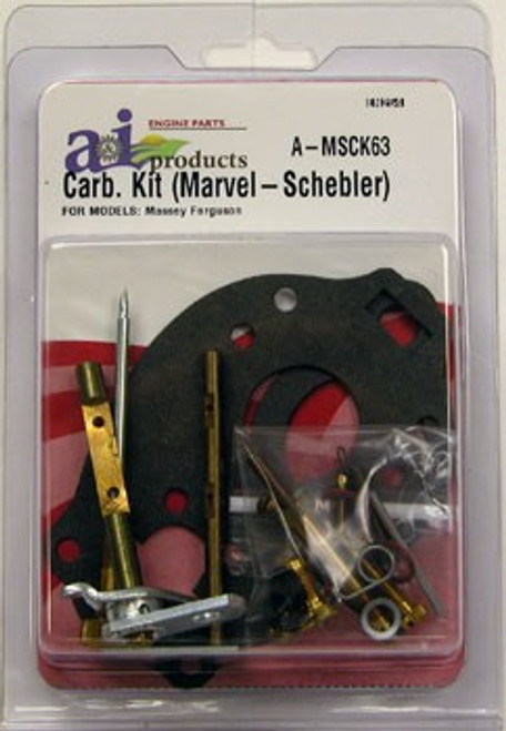Complete Carb Kit Massey TO20 and TO30