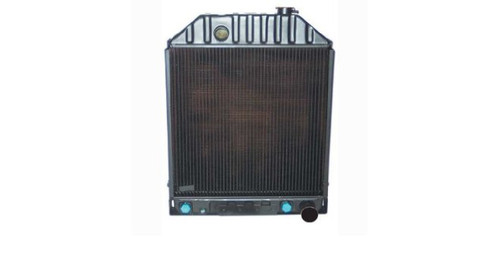 Ford  Radiator with Oil Cooler fits 7100 7200 D3NN8005B